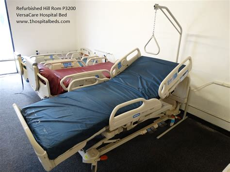 used hospital beds for sale hill rom p3200 versacare bed hospital beds