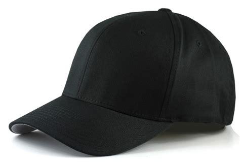 Baseball Hat Black flexfit hats caps for big heads