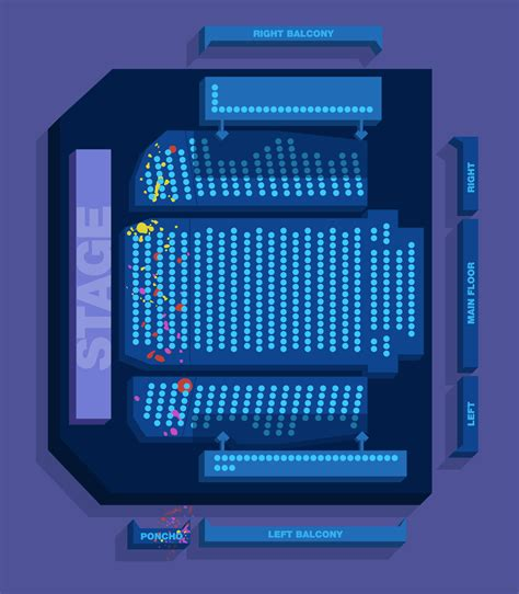 seating chart blue orlando blue orlando seating picture and images
