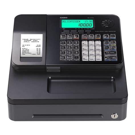 Casio Se S100 Register casio se s100 electronic register black