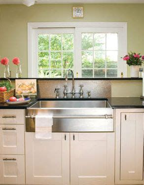 stainless steel apron with towel bar pinterest the world s catalog of ideas