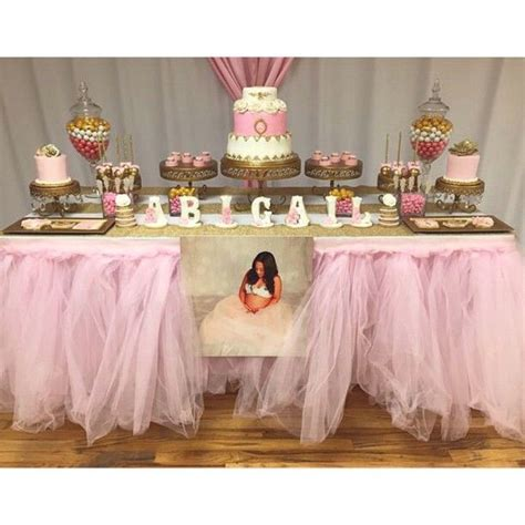 Tutu Themed Baby Shower Decorations by Tutu Themed Baby Shower Baby Shower