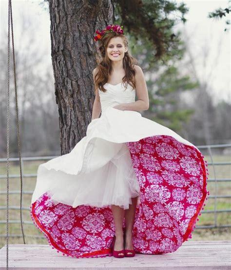 Ausgefallene Brautkleider by 20 Ausgefallene Brautkleider F 252 R Ihren Coolen Hochzeits Look