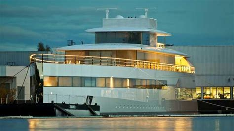 steve jobs yacht venus boat international