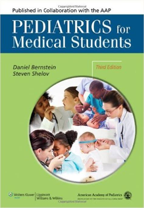 Pediatric Shelf Review by Pediatrics For Students Third Published In
