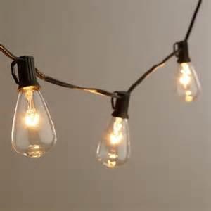 outdoor edison string lights outdoor lights edison