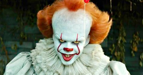 film it clown it tv trailer has scary new footage and more pennywise