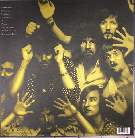 electric light orchestra face the music vinyl at juno records