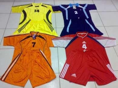 Kaos Bola Satu Team Sifa Collection Kaos Sepak Bola