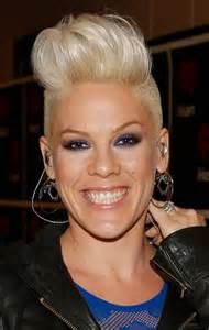 pinks current hairstyle p nk hairstyles 2017