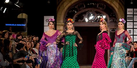 imagenes we love flamenco 2016 we love flamenco 2016 manuela mac 237 as moda flamenca