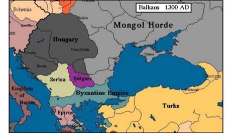 ottoman conquest of the balkans the ottoman empire