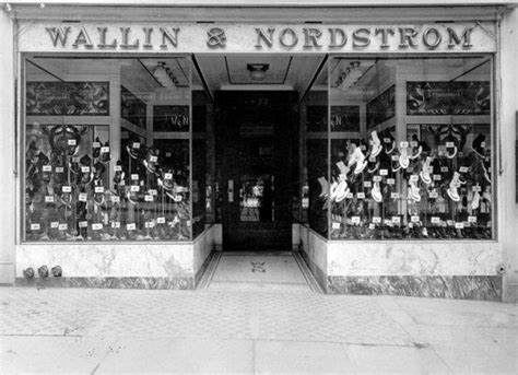 Nordstrom Rack History by Seattle History Nordstrom Through The Years Seattle S