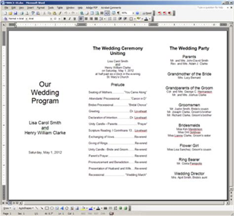 new easy to print foil frame trifold programs