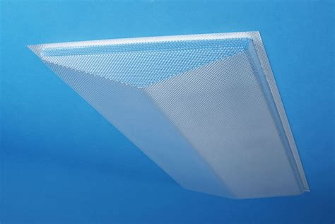2 X 4 Ceiling Light Covers Pyramid Light Covers Lightcovers