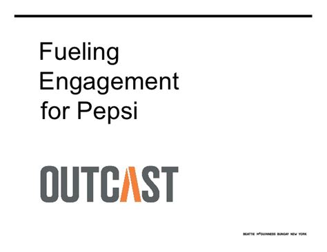 introduction of pepsi slideshare pepsi brands pos concepts