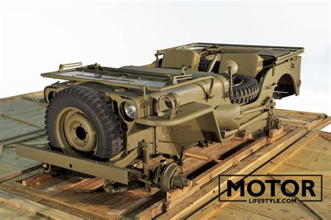 jeep crate jeep ww2 neuve en caisse jeep in crate jeep 1941 45
