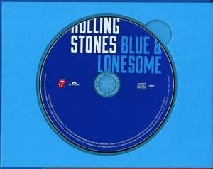 Cd The Rolling Stones Blue Lonesame the rolling stones blue lonesome shm cd 2016 box