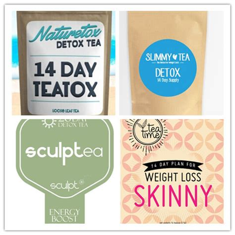 Get Slim Detox Tea by Slim Tox Tea 28 Day Tea Detox Custom Service Buy