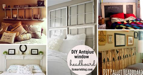 diy your bedroom 50 outstanding diy headboard ideas to spice up your