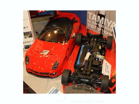 Ferari 599xx Assembly Kit rc 599xx tt 01 type e by tamiya hobbylink japan