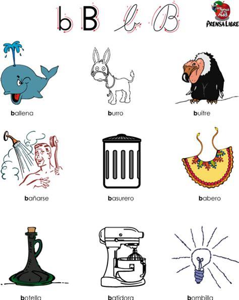 imagenes de animales por la letra b asunblogs de infantil letra b