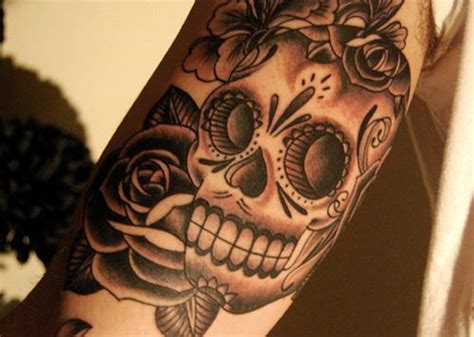 sick skull tattoos the shading on this sugar skull is sick ink
