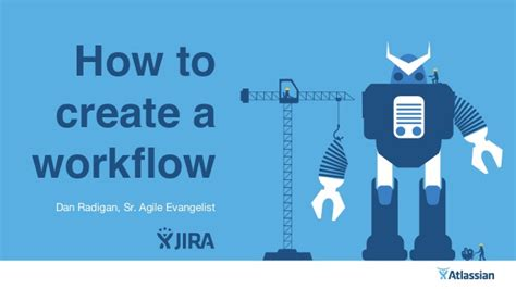 how to create workflows how to create a workflow