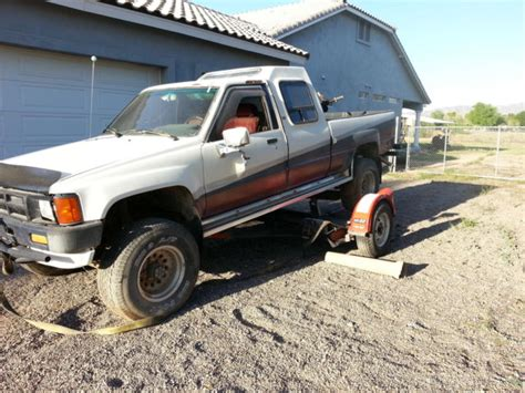 1985 Toyota Front Axle 1985 Toyota Axle 4x4 Custom Cab For