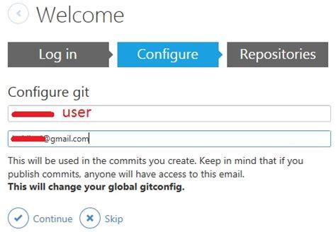 tutorial git desktop how to use github com on windows free online tutorials