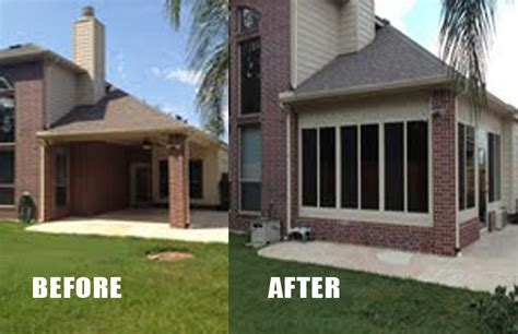 building a sunroom sunrooms houston sun rooms 281 865 5920