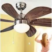 canadian tire for living nordica ceiling fan 36 in 6