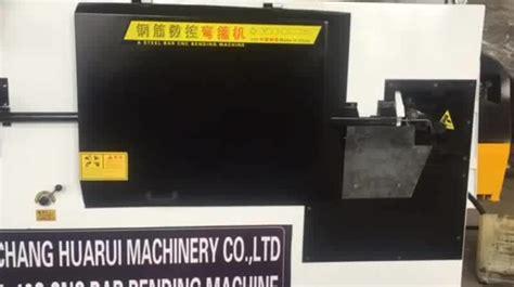 Mesin Industri Steel Bar Bender alibaba tiongkok menggunakan baja bending mesin stirrup