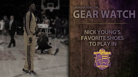 lakers locker room nick s favorite shoes to