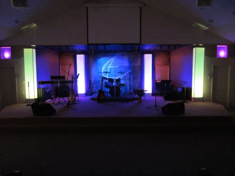 small stage lighting design church small stage design ideas joy studio design