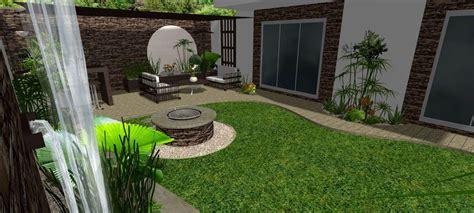 como decorar el patio de frente resultado de imagen para modelos de paredones para frentes