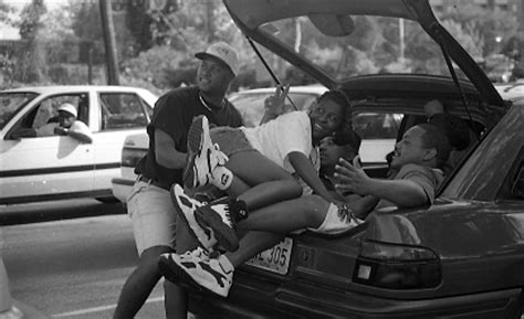 black car party in the backyard freaknik rise and fall of atlanta s most infamous street