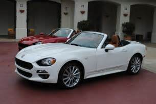 Fiat 124s 2017 Fiat 124 Spider Review Gtspirit