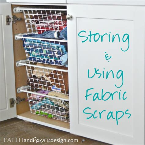 How To Store Quilt Fabric by Fabric Scraps Storage Scrappy Quilt Block Faith And Fabric