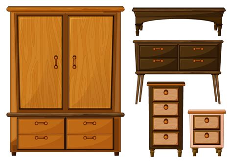 Free Wardrobe Pictures by Wooden Wardrobe Vector Free Vector Graphic