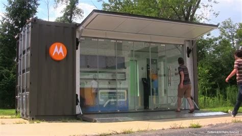motorola traveling container shop youtube motorola container shop youtube