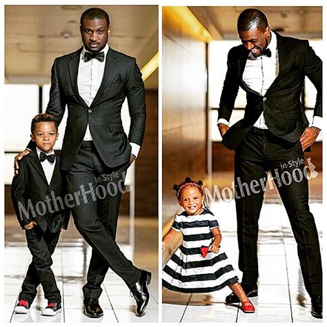 best of p square picture of psquare and his on s sunday