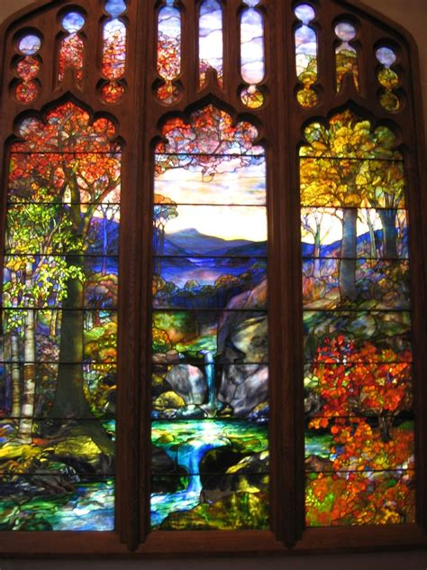 louis comfort tiffany stained glass windows glass tiffany b biography