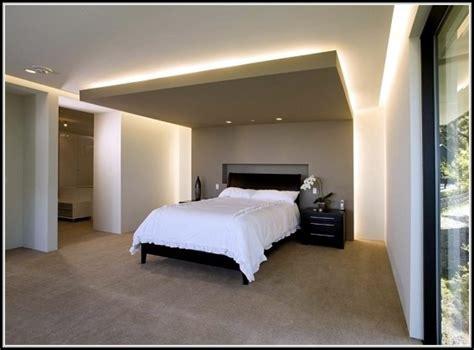 wand dekor schlafzimmer indirekte beleuchtung wand schlafzimmer beleuchthung