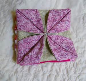 Origami With Fabric - fabric origami and yo yo s quilt obsession