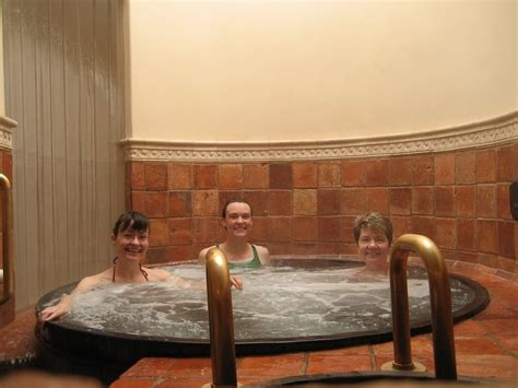 watercourse way bath house spa me my sister and my mom havin a blast in the hot tub yelp