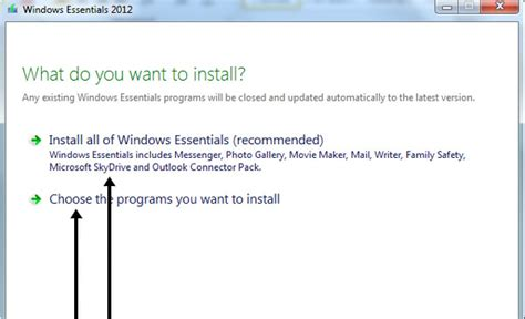 how to windows live mail step by step guide