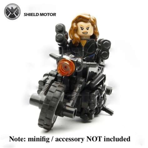lego motorcycle tutorial details about style a harley davidson motor bike custom