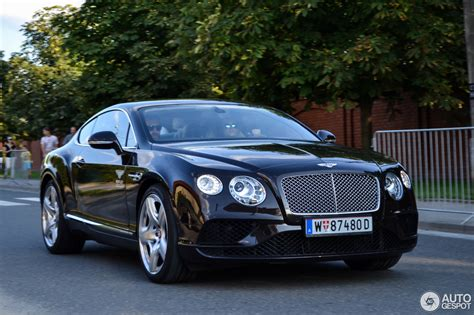 bentley continental 2016 bentley continental gt v8 2016 13 august 2016 autogespot