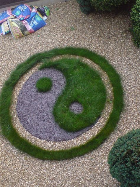 yin yang garten 47 best yin yang images on mandalas